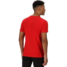 Regatta Breezed T-Shirt Men chinese red